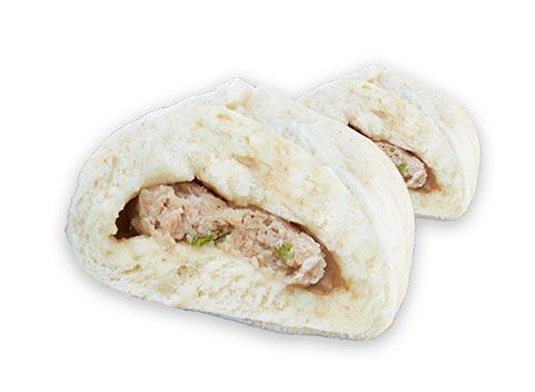 甘其食包子是食客们喜爱的包子